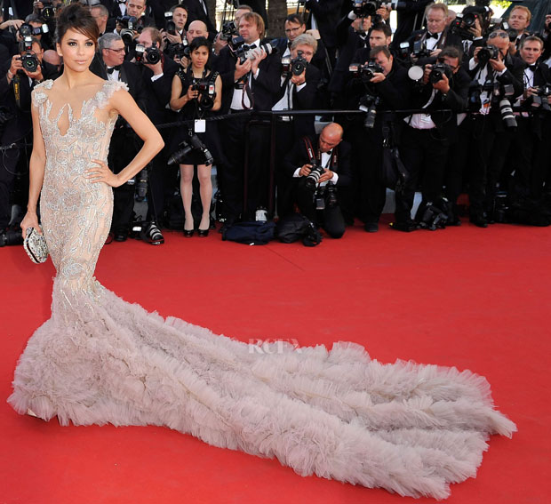 2012 Cannes Film Festival BEST Dressed!