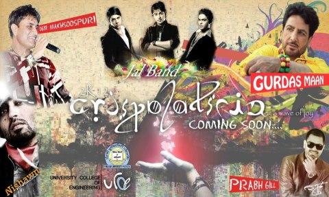 Be Ready For the Fest in Punjabi University, Patiala