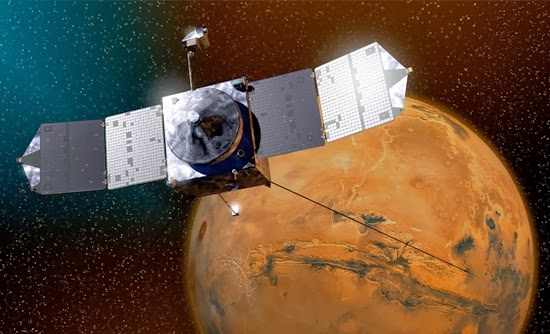 NASA Sukses Luncurkan Misi ke Mars, Apa Tujuannya?