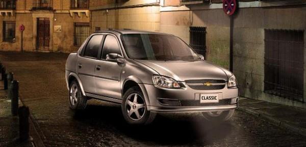 Nuevo Chevrolet Corsa Classic LT 2013 Airbags+ABS - Precios
