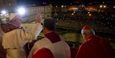 Bergoglio, nuevo Papa: la comunidad Judía saludó al argentino Francisco I 0000981699