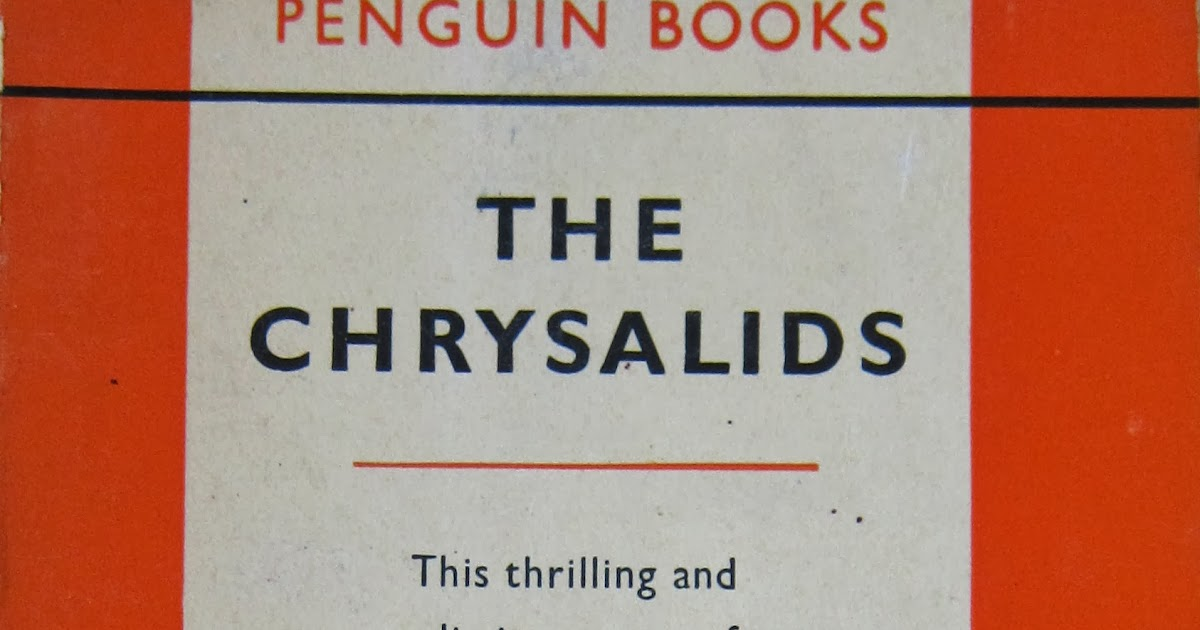 Penguin Book Cover Questions : Vintage penguins some penguin covers of the chrysalids