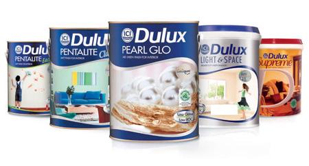 siapa nak cat rumah kami nak perkenalkan ici dulux pure yang baru cat