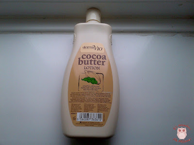 Derma 10 Cocoa Lotion