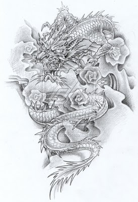 kingstattoo: Traditional Japanese Tattoo Design