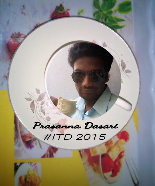 Prasanna Dasari - ITD