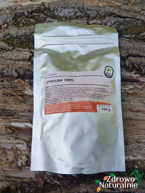 Calaya - Spirulina 100% naturalna