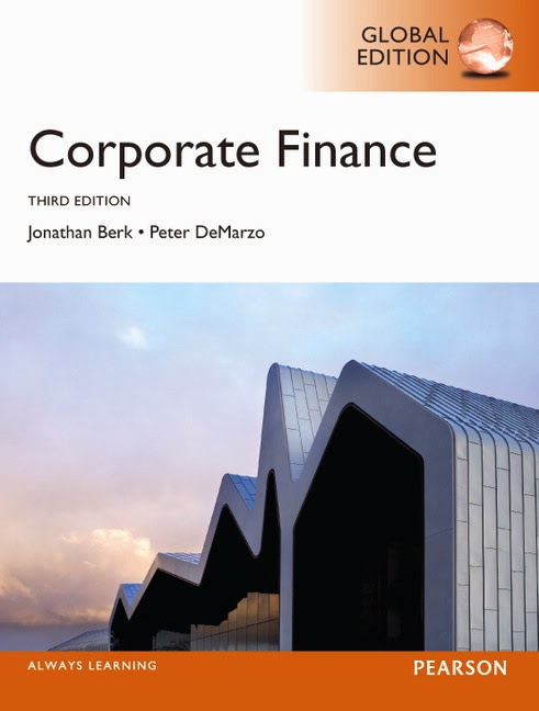 corporate finance jonathan berk pdf