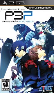 Download Shin Megami Tensei Persona 3 Portable Torrent PSP