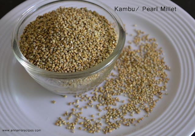 Kambu Upma or Bajra Upma