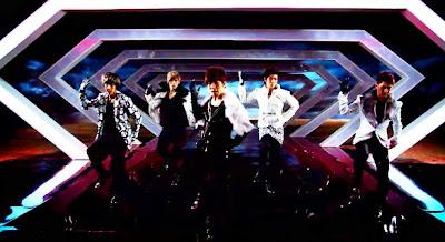 MBLAQ Stay dance