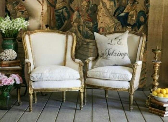 Decolatorium francuski fotel typu bergere ber era for Fabrica de sillones precios