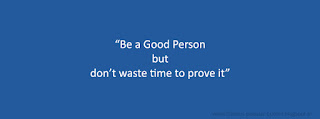 Being a Good Person Quotes