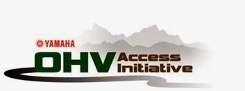 Yamaha OHV Access Initiative
