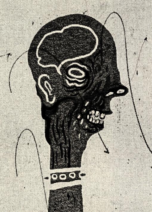 David Foldvari - Untitled