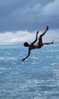 manusia melayang