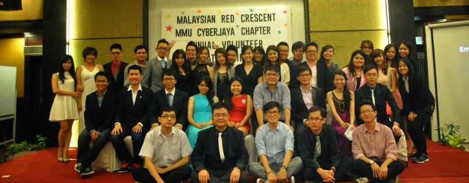 Malaysian Red Crescent, MMU Cyberjaya Chapter
