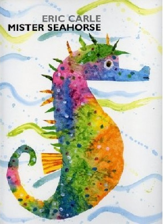 miss young s art room 3rd grade warm and cool color seahorses