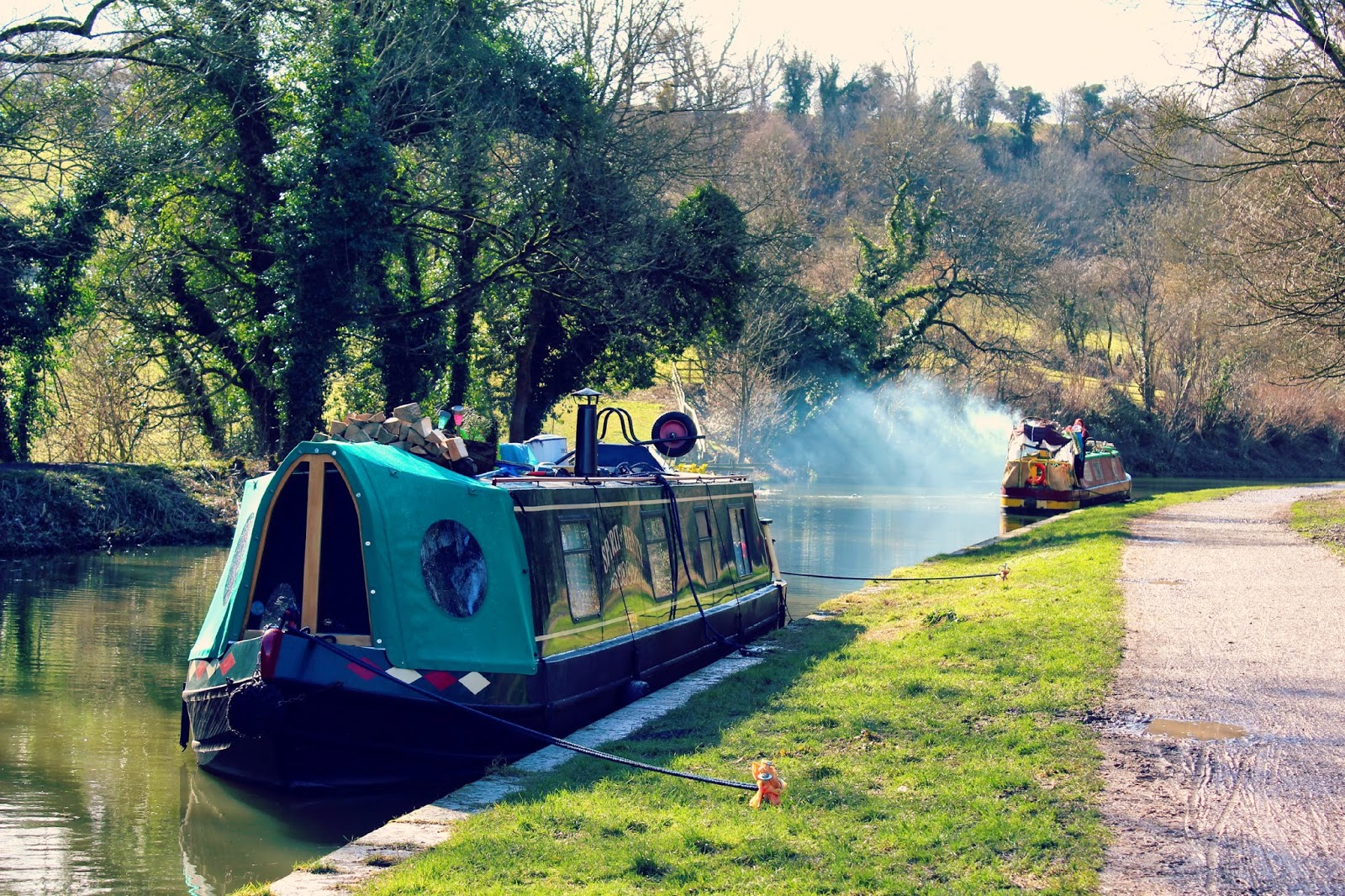 Canal Life {Bradford-on-Avon} // 76sunflowers