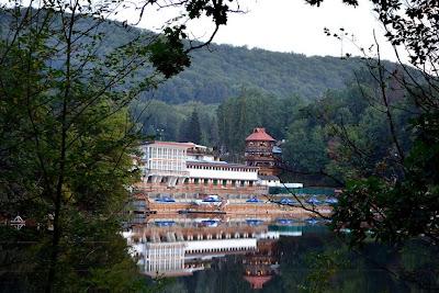 From Sovata Resort-Bear Lake
