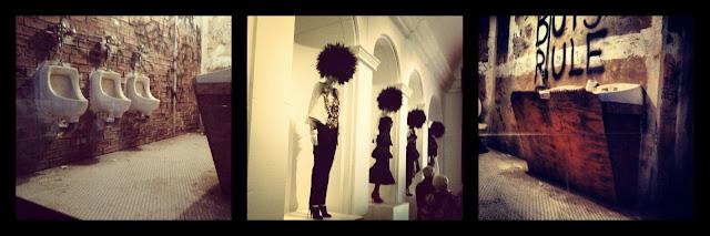 #punkexhibit #punkchaostocouture #themet #themetropolitanmuseumofart #punk #couture #CBGB
