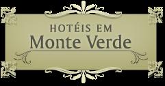 HOTÉIS EM MONTE VERDE - MG