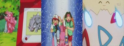 Pokémon en rosa
