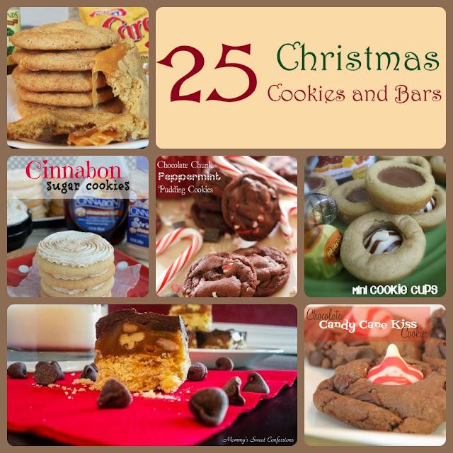 Christmas Bar Cookies Recipes