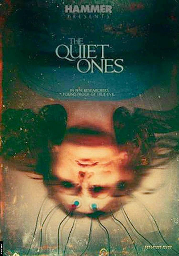 The Quiet Ones 2014 HdRip tainies online oipeirates