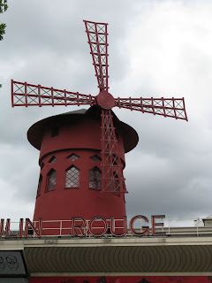 Moulin Rouge a Parigi
