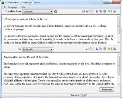 Ace Translator 8.8.0.580 Multilanguage + Portable