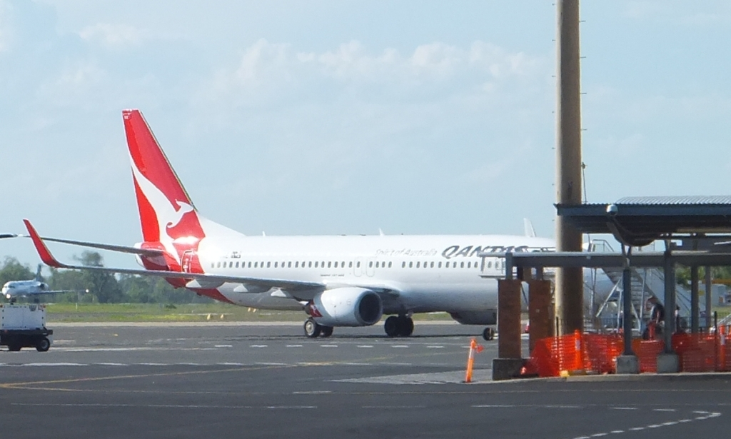 Diverts to Rockhampton Airport with Pressurisation Probelm UPDATED