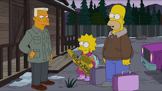 Los Simpsons- Temporada 24 - Audio Latino - Ver Online -  24x09