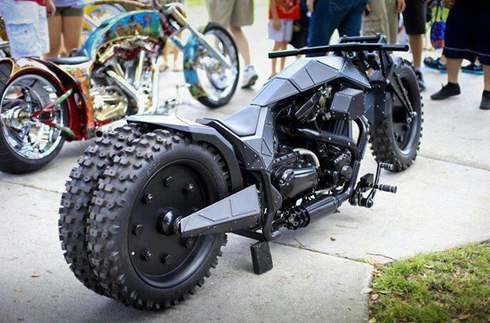 survive motorcycle
