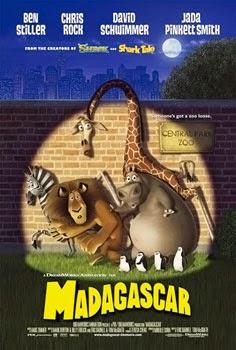 ดูการ์ตูน Madagascar มาดากัสการ์ ภาค 1