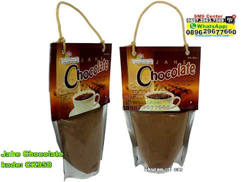 Jahe Chocolate