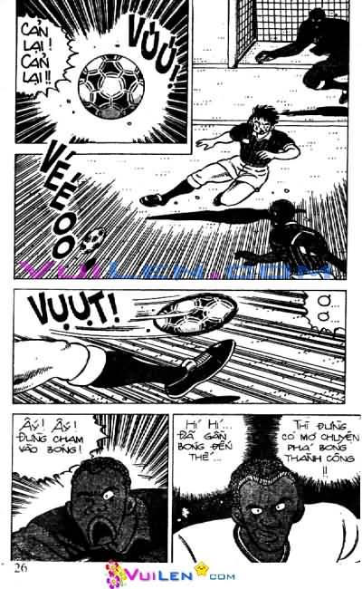 Jindodinho - Đường Dẫn Đến Khung Thành III  Tập 48 page 26 Congtruyen24h