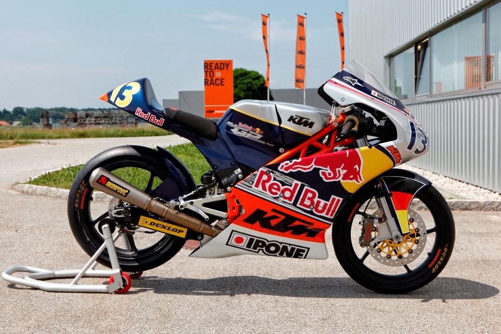 KTM & Red Bull Used Sports Bikes