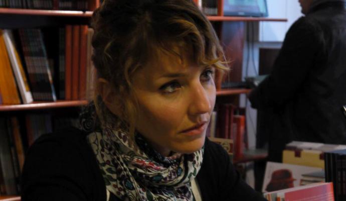 Valérie Vernay ospite al Napoli Comicon 2014