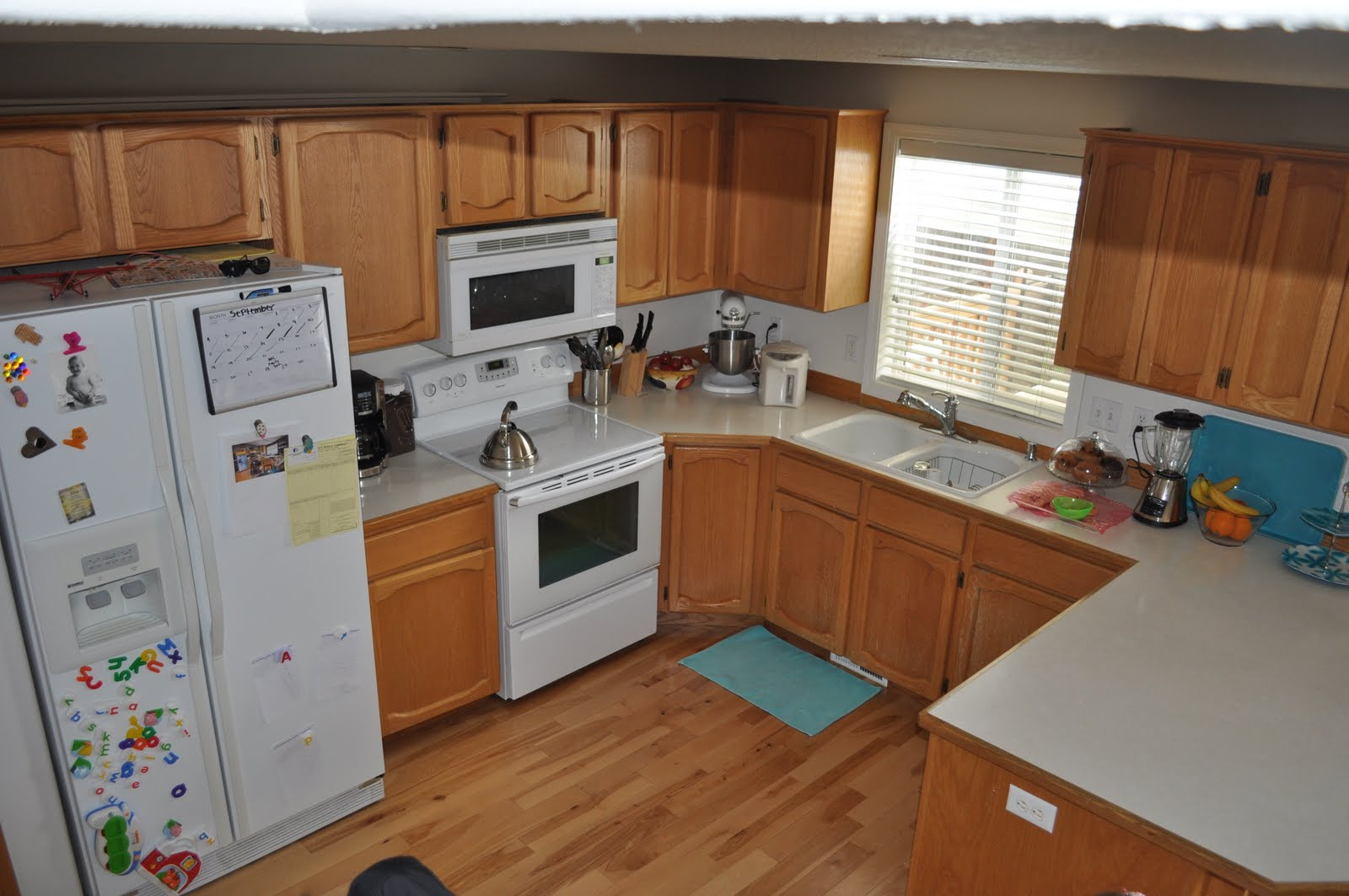 Suburbs Mama: kitchen remodel in the works