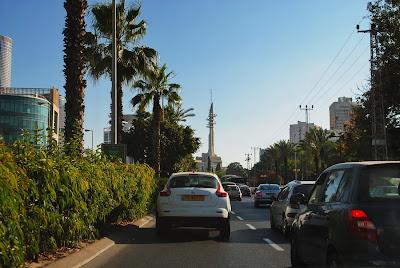 В центре Тел-Авива