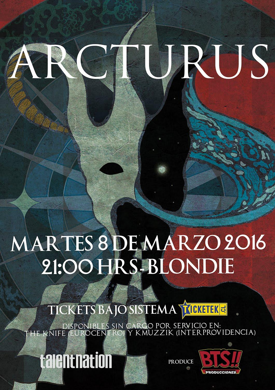 ARCTURUS en Chile