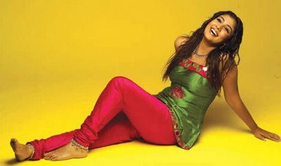 Mallu actress nayanthara in movie photo album