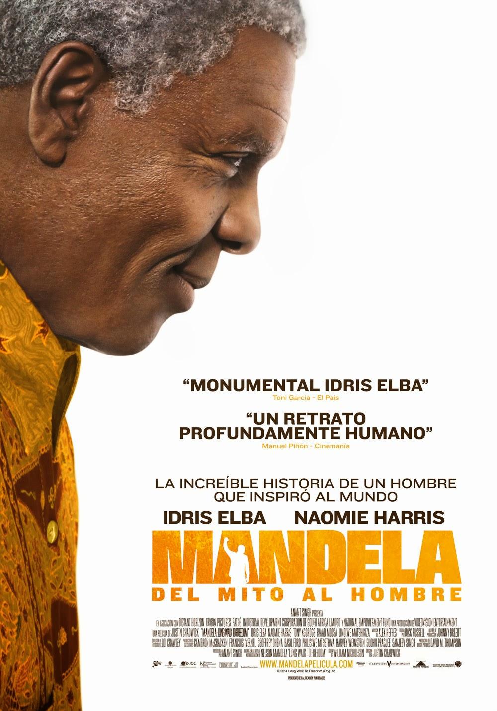 Mandela: Del Mito al Hombre – DVDRIP LATINO