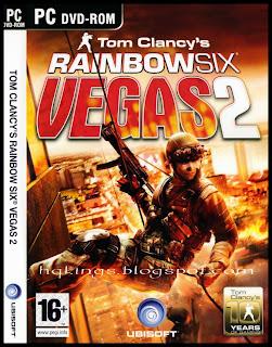Tom Clancy's Rainbow Six Vegas 2 Full Rip