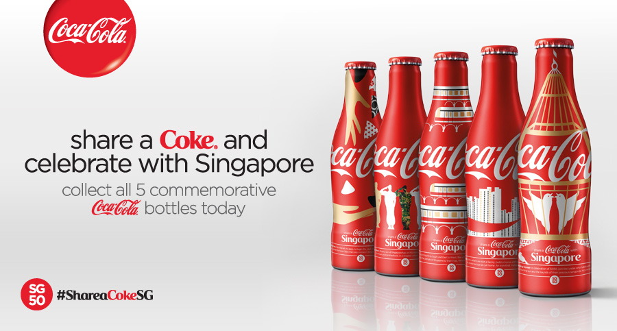 Image result for share a coke singapore