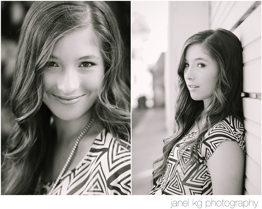 Janel KG Photography capturing Elizabeth's stunning beauty for her Sacramento senior portraits