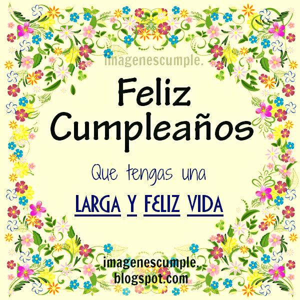 Imágenes de cumpleaños por Mery Bracho, con lindos mensajes, frases de aliento, tarjeta linda, bonita de cumple para amigos y familia.