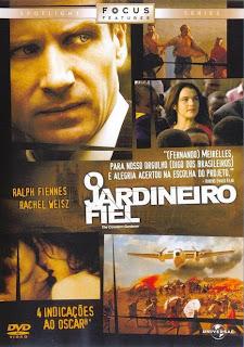 Filme Poster O Jardineiro Fiel DVDRip XviD & RMVB Dublado