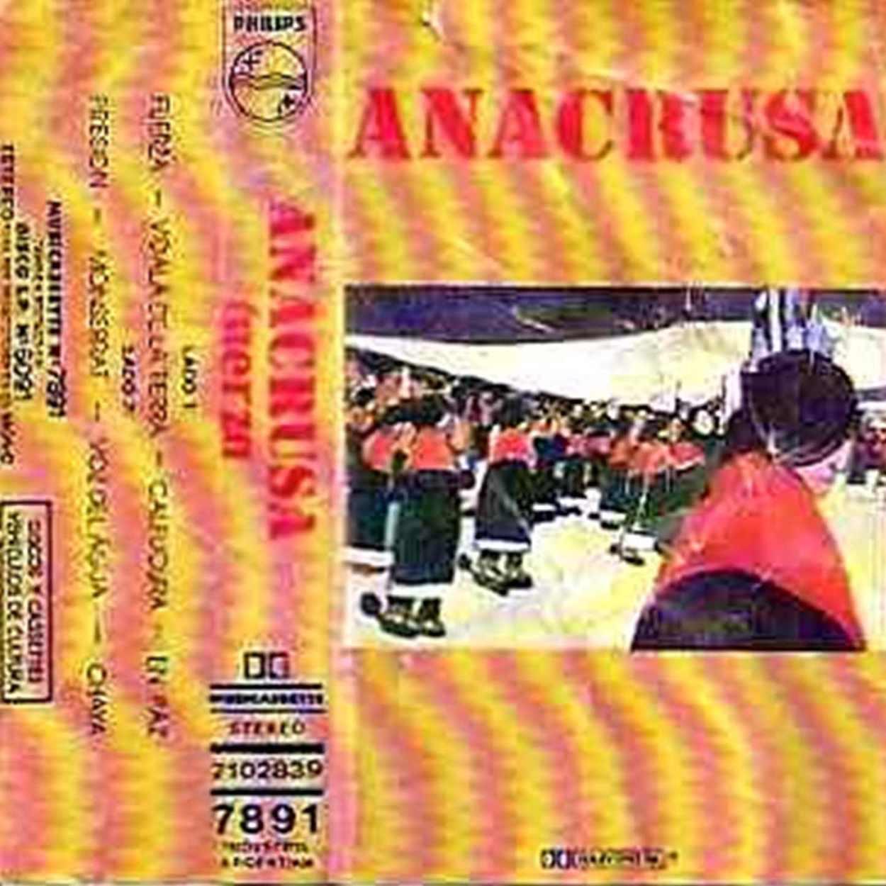 Anacrusa - El Sacrificio